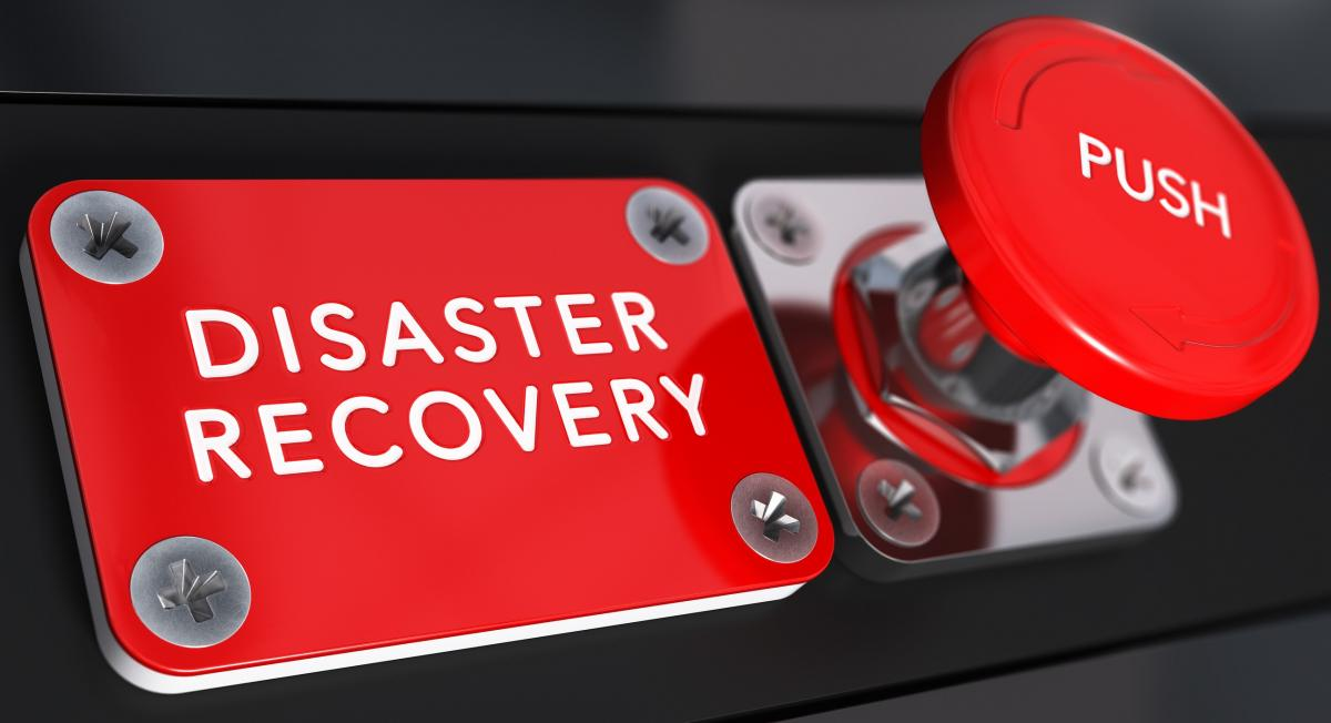 Disaster Recovery Real Comm
